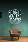 A Guide to 2014/2015 Year End Tax Planning