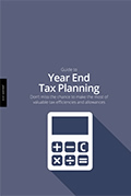 Guide to Year End Tax Planning